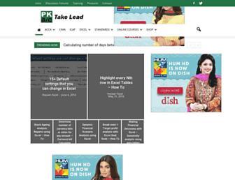 Thumbshot of Pakaccountants.com