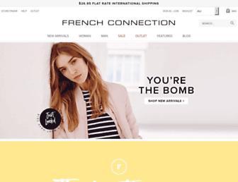 Thumbshot of Frenchconnection.com.au