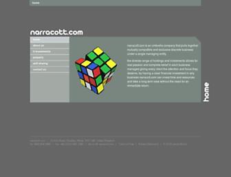 Thumbshot of Narracott.com
