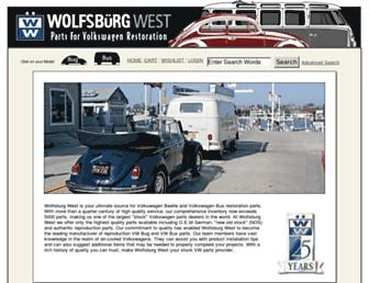Thumbshot of Wolfsburgwest.com