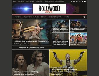 Thumbshot of Thehollywoodnews.com