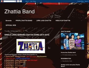 shatia-band.blogspot.com screenshot