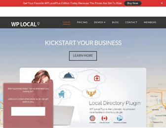 Thumbshot of Wplocalplus.com