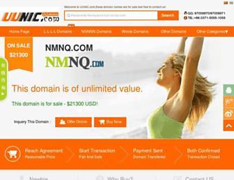 Thumbshot of Nmnq.com