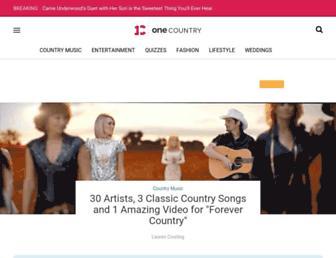 onecountry.com screenshot