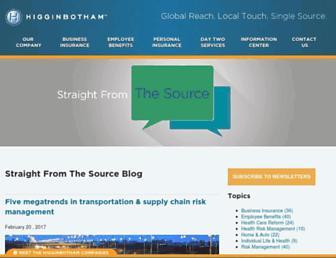 blog.higginbotham.net screenshot