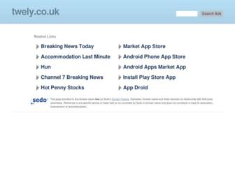 twely.co.uk screenshot