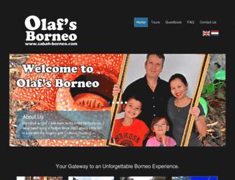 sabah-borneo.com screenshot