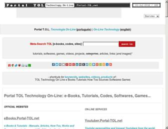 portal-tol.com screenshot