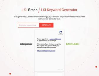 lsigraph.com screenshot