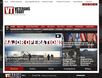 Thumbshot of Veteranstoday.com