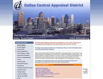 Thumbshot of Dallascad.org