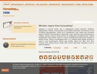 Thumbshot of Horoszkop.biz