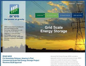 aresnorthamerica.com screenshot