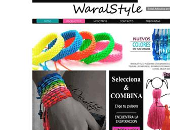 waralstyle.com screenshot