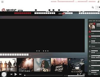 music.sanook.com screenshot