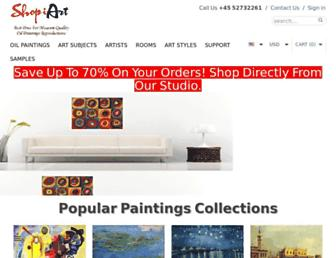 Thumbshot of Shopiart.com