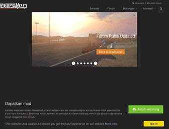 Thumbshot of Ets2mp.com