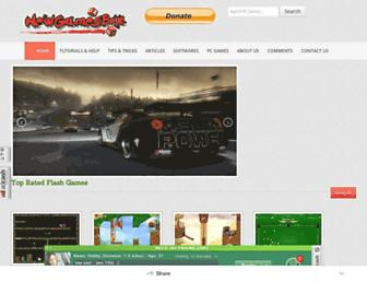 newgamesbox.net screenshot