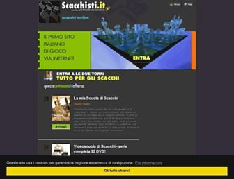Thumbshot of Scacchisti.it