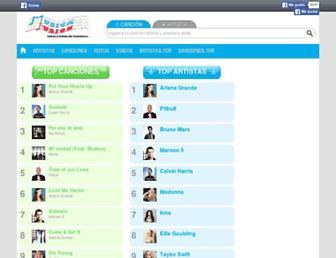 musicafusion.com screenshot
