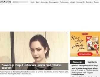source.ba screenshot