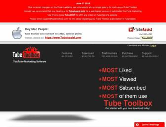 Thumbshot of Tubetoolbox.com