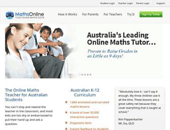 Thumbshot of Mathsonline.com.au