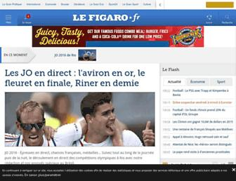 plus.lefigaro.fr screenshot