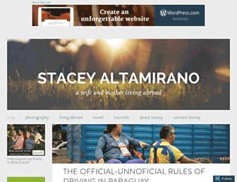 Thumbshot of Staceyaltamirano.com