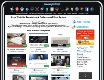 Fullscreen thumbnail of themebot.com
