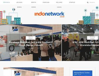 blog.indonetwork.co.id screenshot