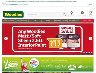 Thumbshot of Woodiesdiy.com