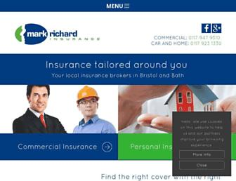 markrichard.co.uk screenshot
