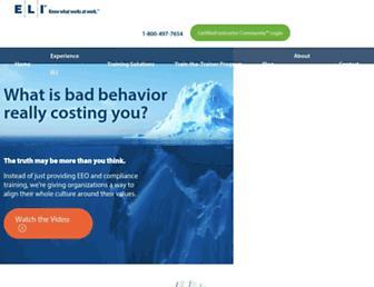 eliinc.com screenshot