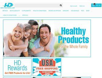 Thumbshot of Healthdesigns.com