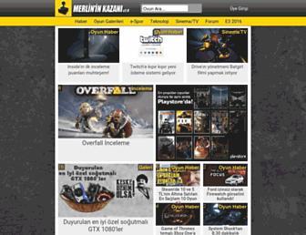 merlininkazani.com screenshot