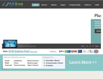 allviso.com screenshot