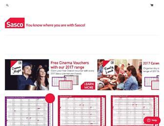 sascoplanners.com screenshot