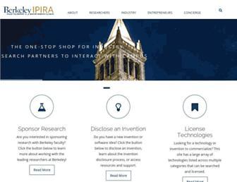 ipira.berkeley.edu screenshot