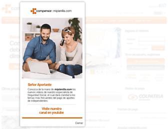 miplanilla.com screenshot