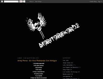 moritorekordz.blogspot.com screenshot