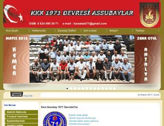 kkk71assubaylar.org screenshot