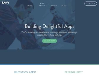Thumbshot of Savvyapps.com