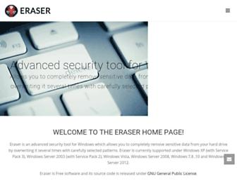eraser.heidi.ie screenshot