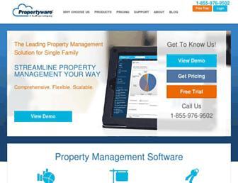 Thumbshot of Propertyware.com