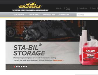 goldeagle.com screenshot