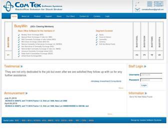 comtek.in screenshot