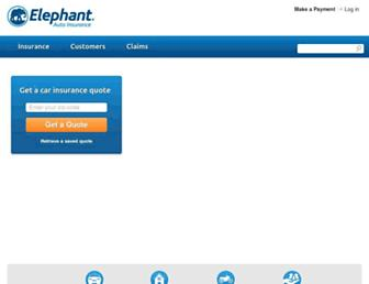 elephant.com screenshot