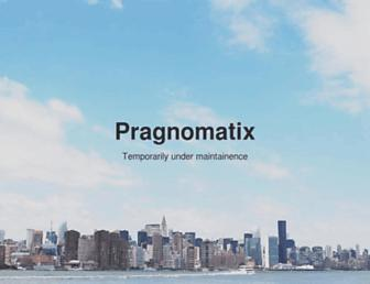 Thumbshot of Pragnomatix.com